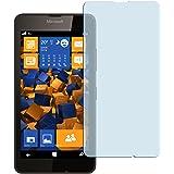 mumbi Panzerfolie Microsoft Lumia 640 Glasfolie Hartglas 9H