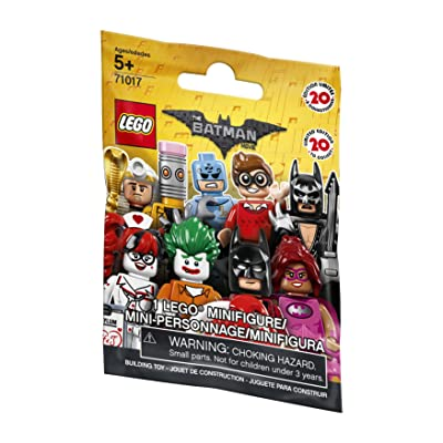 LEGO 71017 - Minifigure Batman Movie - 1 Figure: Toys & Games