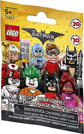 LEGO® 71017 The Lego Batman Movie Minifiguren Bösewicht Calculator *NEU*