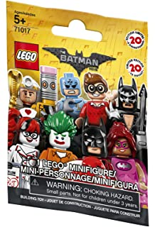 coltlbm-9 New Lego Dick Grayson Minifigure From Batman Series 1 CMF