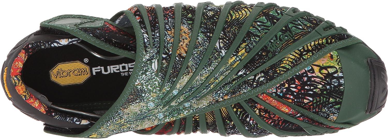 Vibram Fivefingers Vibram Furoshiki Original, Scarpe da Ginnastica Basse Donna Multicolore Desert Script