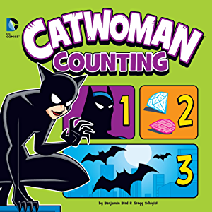 Catwoman Counting (DC Board Books)