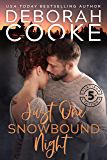 Just One Snowbound Night: A Contemporary Romance (Flatiron Five Tattoo Book 1)