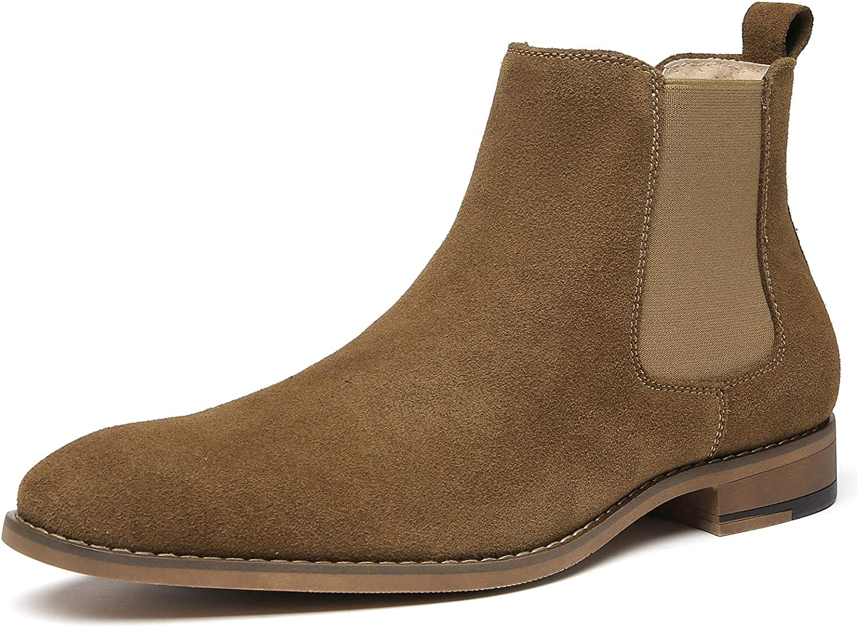 Cestfini Chelsea Slip-on Suede Boots