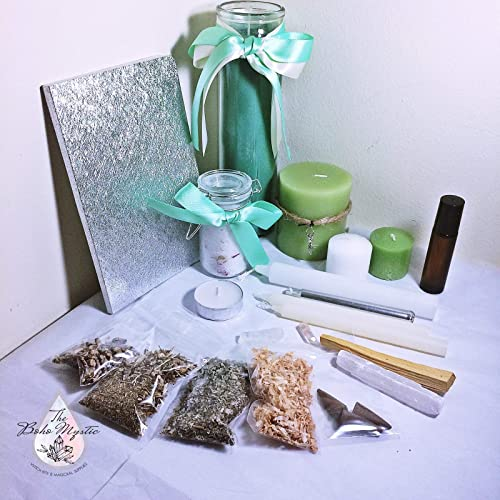 Amazon com: Divine Healing Witch Kit, Witchcraft supplies