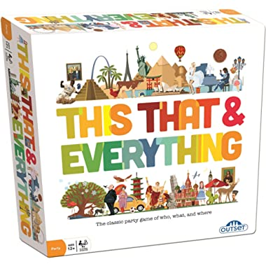 Party Game - Race To Describe A Variety Of People, Places, And Things -  A Fast Paced, Easy To Learn, Crowd Pleaser - Features 396 Cards  (Ages 12+)