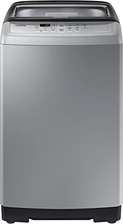 Samsung 6.5 kg Fully-Automatic Top Loading Washing Machine (WA65M4300HA/TL, Imperial Silver)