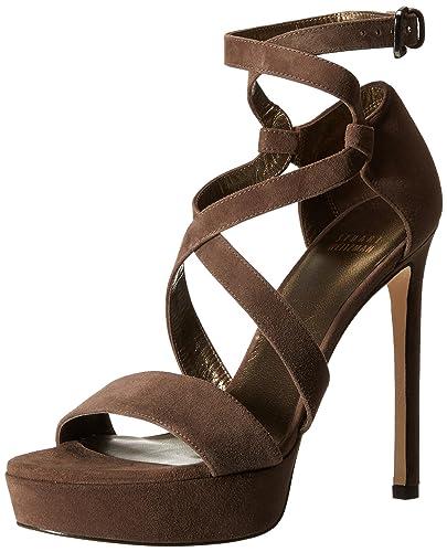 cf92e5eac95 Amazon.com  Stuart Weitzman Women s Streamer Platform Sandal  Shoes