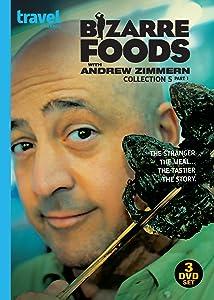 Bizarre Foods Collection 5 Part
