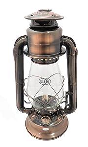 Dietz #20 Junior Oil Burning Lantern (Bronze)