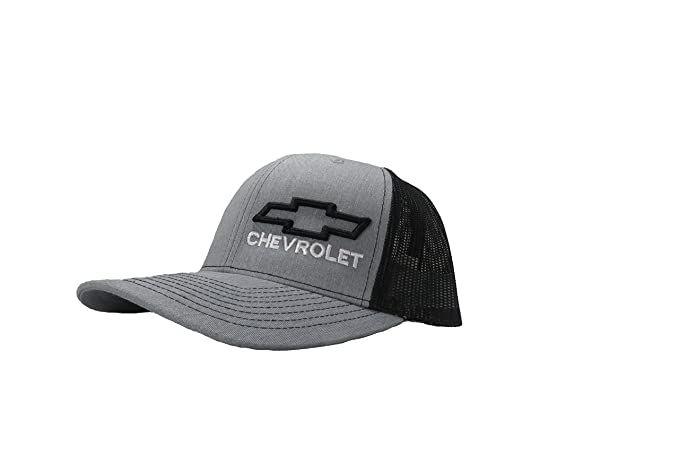 8660a638f93 Image Unavailable. Image not available for. Color  Richardson 3D Puff Chevy  Chevrolet Logo Hat ...