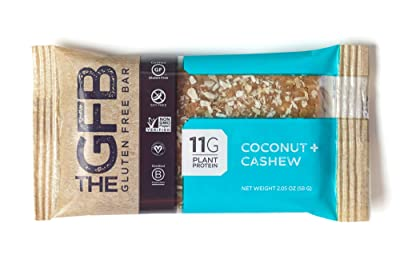 The GFB Coconut + Cashew Crunch