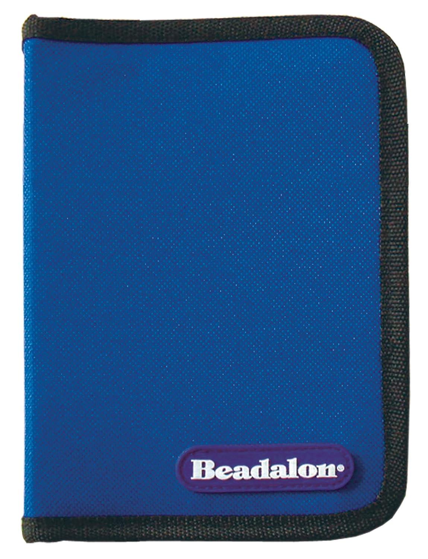 Beadalon Tool Zip Pouch, Blue Inner 207F-007
