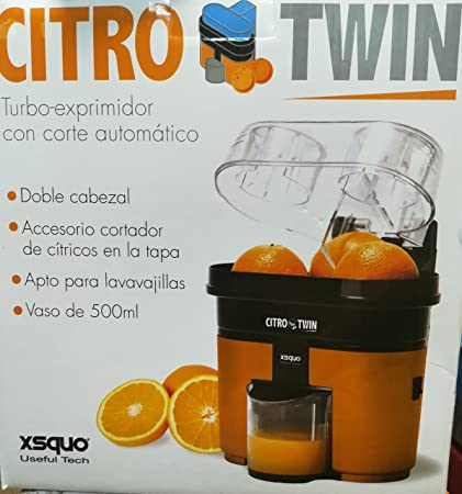 CITRO TWIN TURBO EXPRIMIDOR