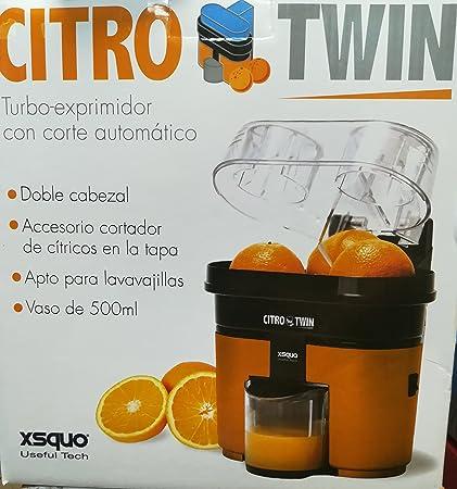 CITRO TWIN TURBO EXPRIMIDOR
