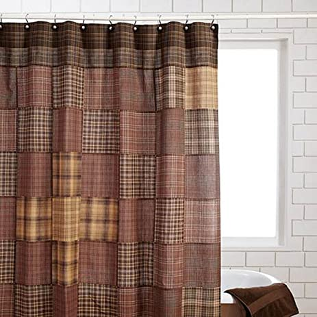 Amazon.com: VHC Brands Prescott Shower Curtain: Home & Kitchen