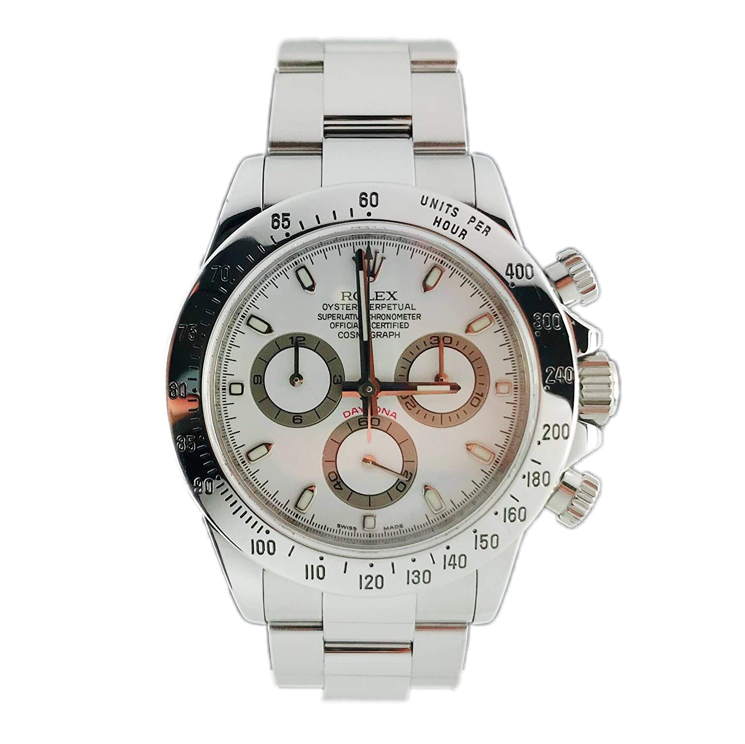 Amazon Com Rolex Daytona Cosmograph Daytona 116520 Pre Owned