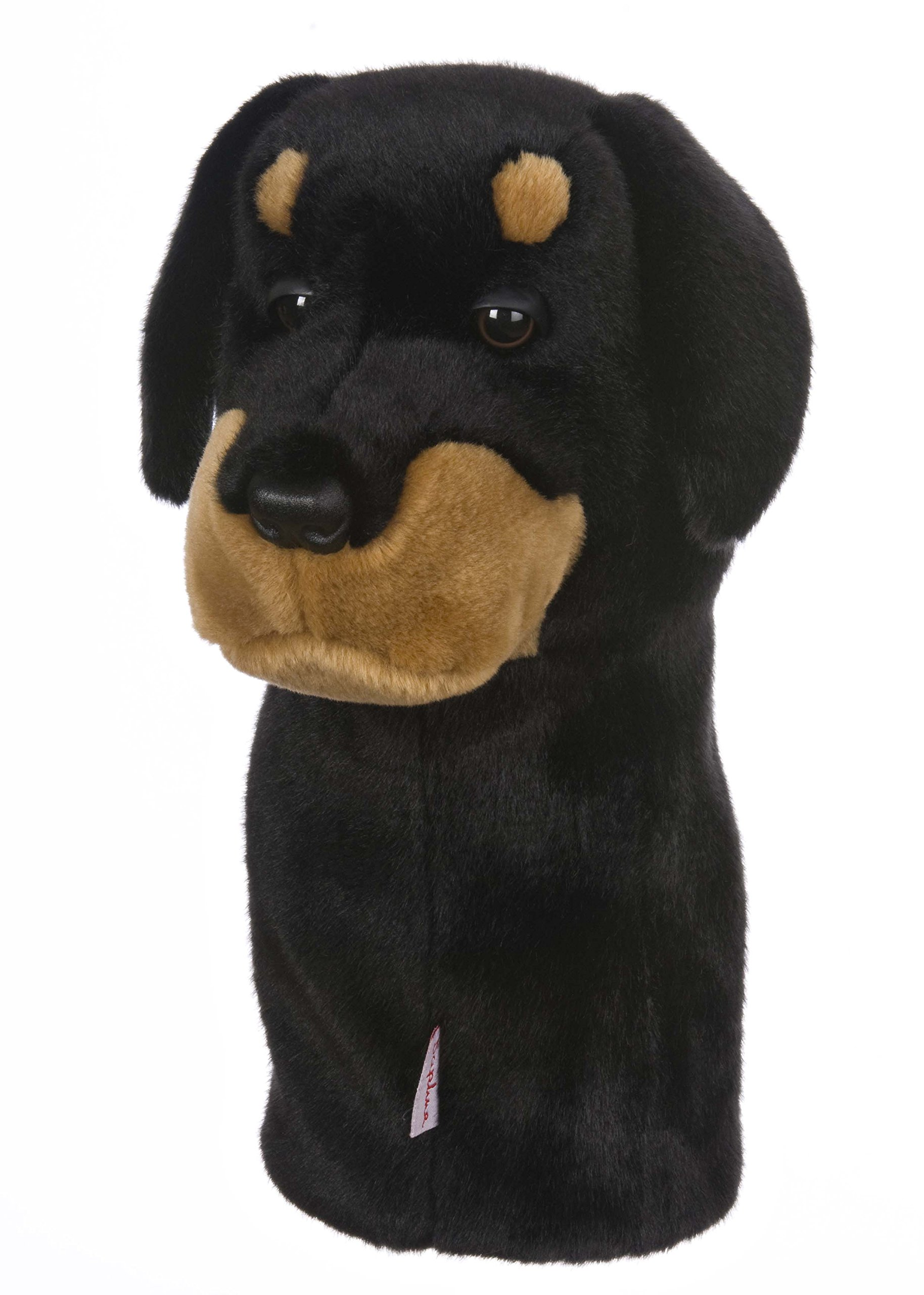 Oversized Rottweiller Golf Head Cover by Big Head Golf (Image #1)