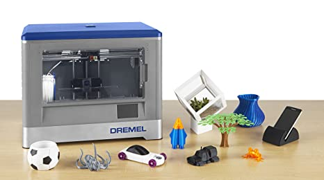 Idea Builder for Brand New Hobbyists and Tinkerers Dremel Digilab 3D20 3D Printer