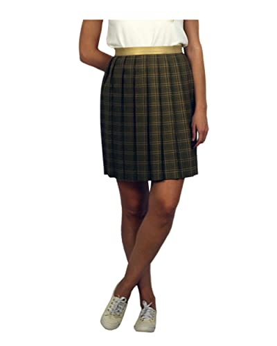 Miss Pepa - Falda Hoyos - Color Beige