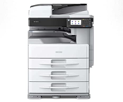 Ricoh MP 2001 SP - Impresora Multifunción Blanco y Negro ...