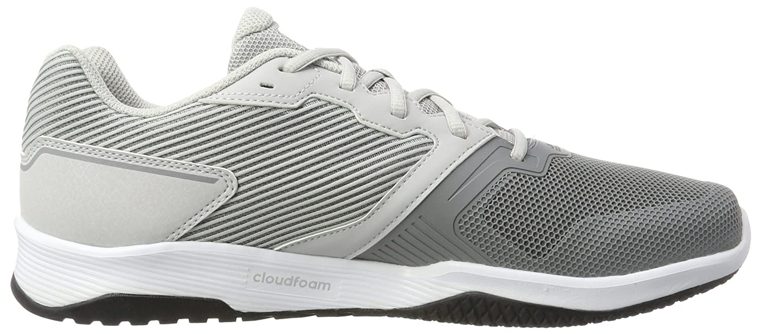 brand new ff53b fa90d adidas Mens Gym Warrior 2 M Running Shoes Amazon.co.uk Shoes