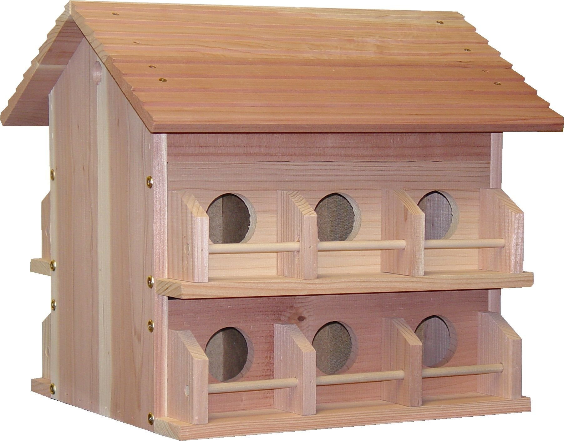 Heath Outdoor Products M-12DP Deluxe Wood Martin House by Heath Outdoor Products