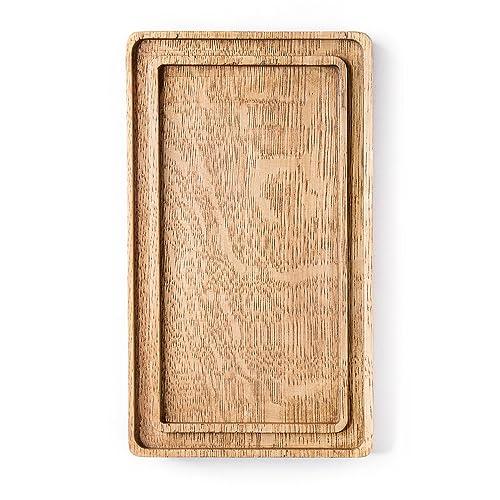Tabla de cortar hecha a mano de madera de roble con pizarra ...