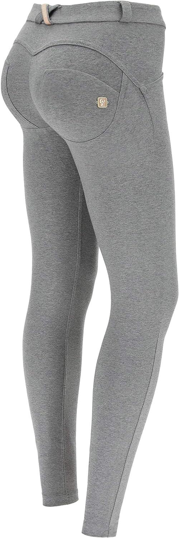 Freddy Damen Wrup Snug Skinny Jeans Grigio (Grigio Melange H40)