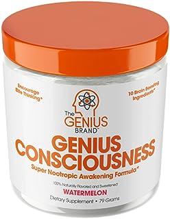 Genius Consciousness - Super Nootropic Brain Booster Supplement - Enhance Focus