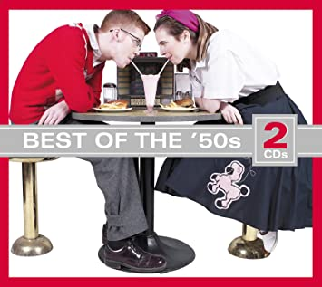 amazon best of the 50s various artists 輸入盤 音楽