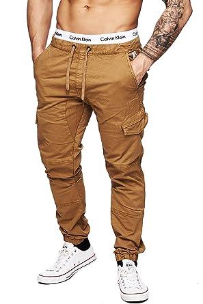 Indicode Homme Vintage Pantalon Cargo Chino Ranger 5851 Levi Cargo Beige S 4e34c872f3c