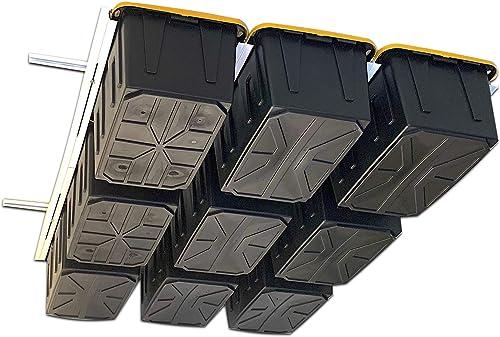 Overhead Garage Storage Rack By E-Z Storage