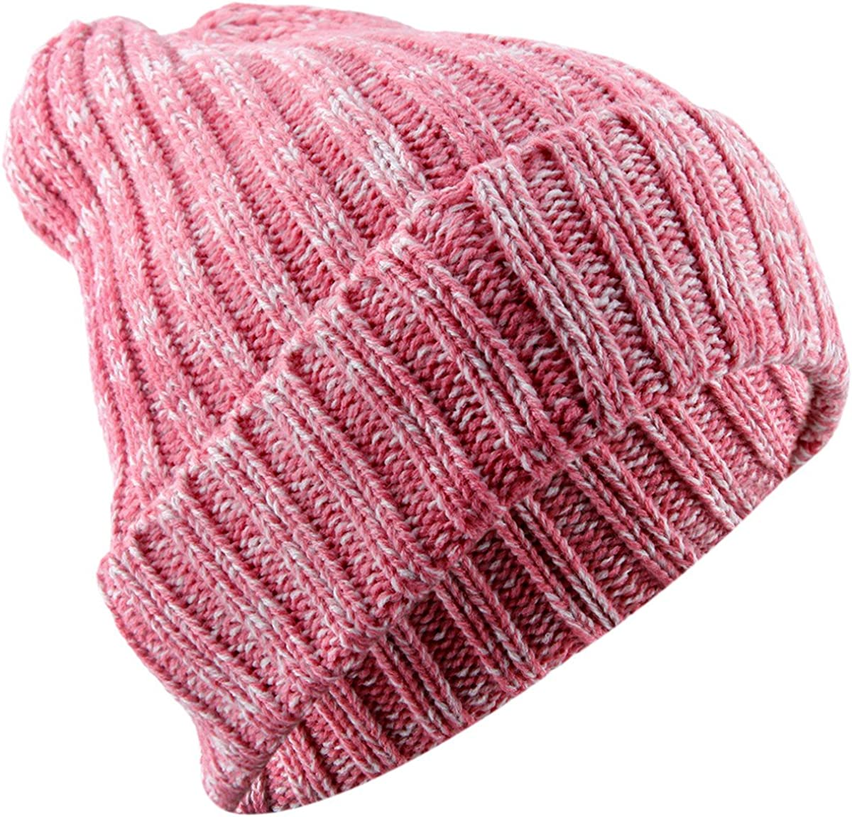 squaregarden Beanie Hats for Men Women,Winter Warm Baggy Ski Hat Knit Slouchy Cap