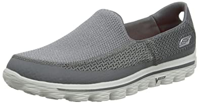 08ac4f57ed557 Skechers Performance Men's Go Walk 2 Stone Sneaker 14 D - Medium ...