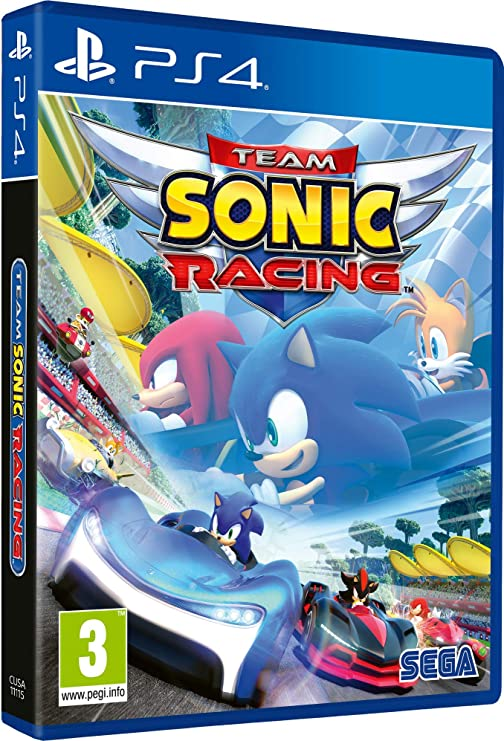 Team Sonic Racing: Amazon.es: Videojuegos