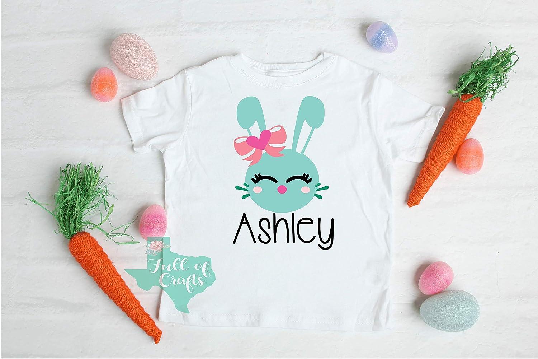 Kid/'s Easter Bunny Shirt