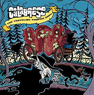 the traveling vampire show - Calabrese 13 Halloweens