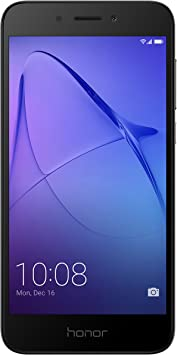 Huawei Honor 6A 4G 16GB Gris - Smartphone (12,7 cm (5