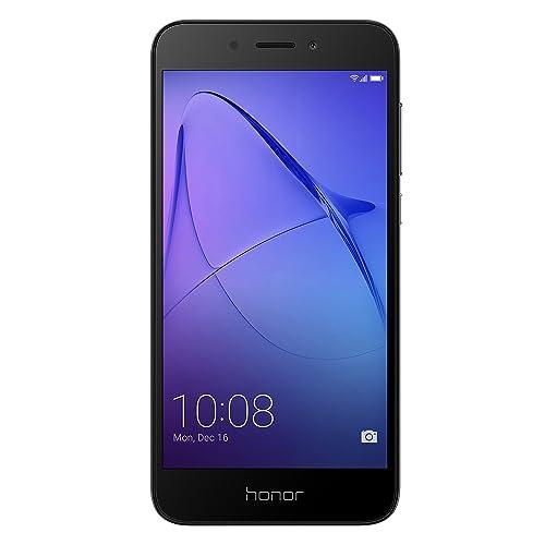 "Honor 6A - 2GB+16GB, Dual Sim, 13MP, 5"" Display, Metal Body, SIM-Free Smartphone - UK Official Device"