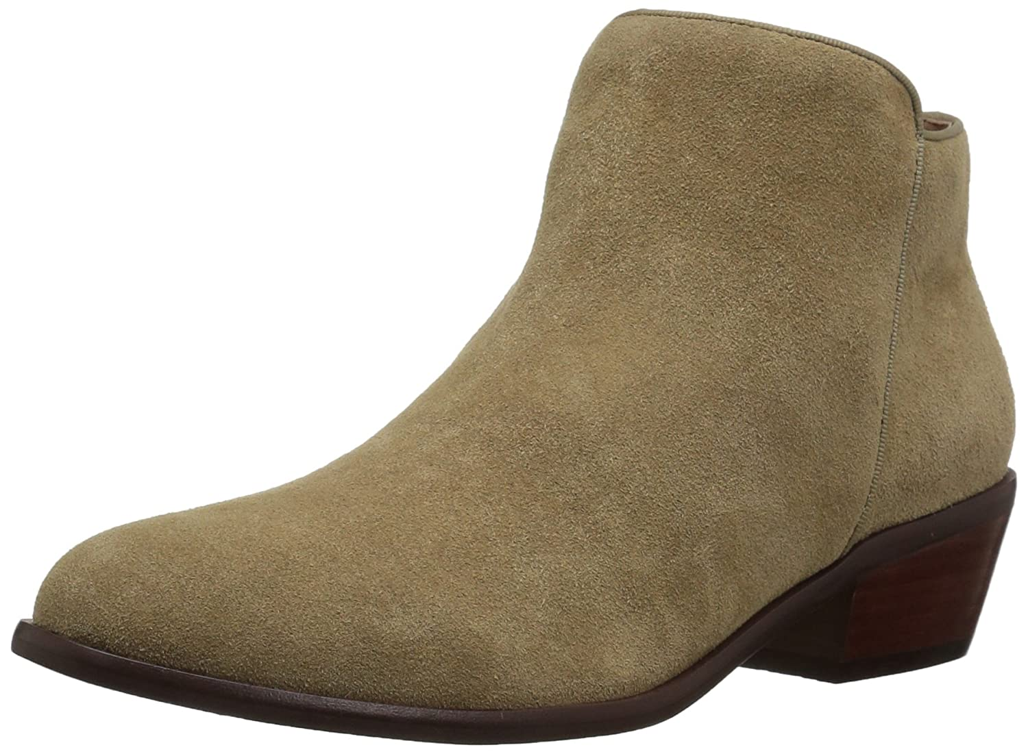 3583e076417e Amazon.com  206 Collective Women s Magnolia Low Heel Ankle Bootie  Shoes