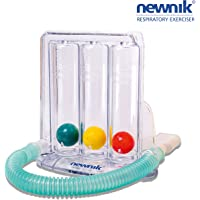 NEWNIK RESPIRATORY EXERCISER/LUNGS EXERCISER RE201