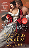 A Notorious Countess Confesses: Pennyroyal Green Series (English Edition)