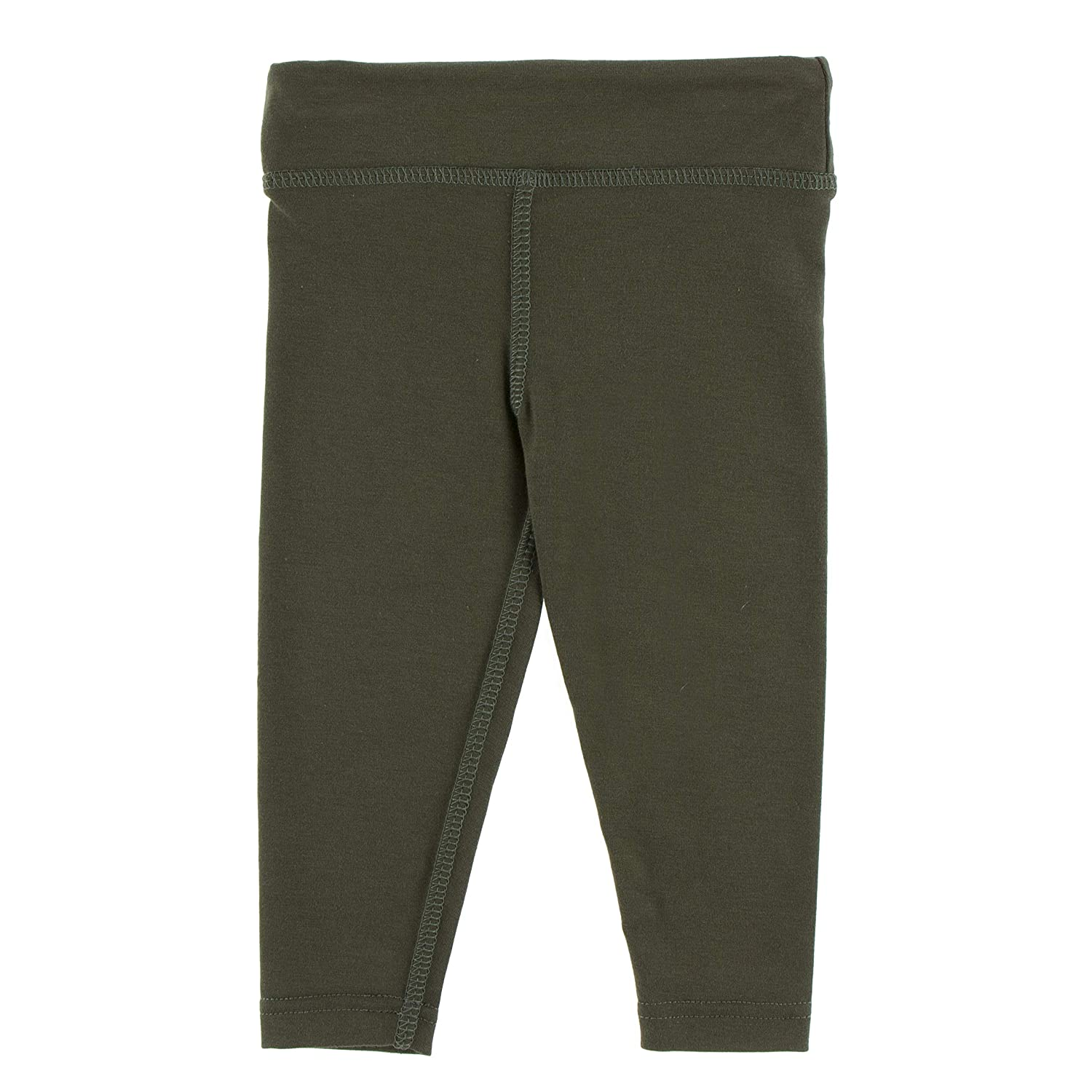 4T Kickee Pants Solid Performance Jersey Legging in Succulent