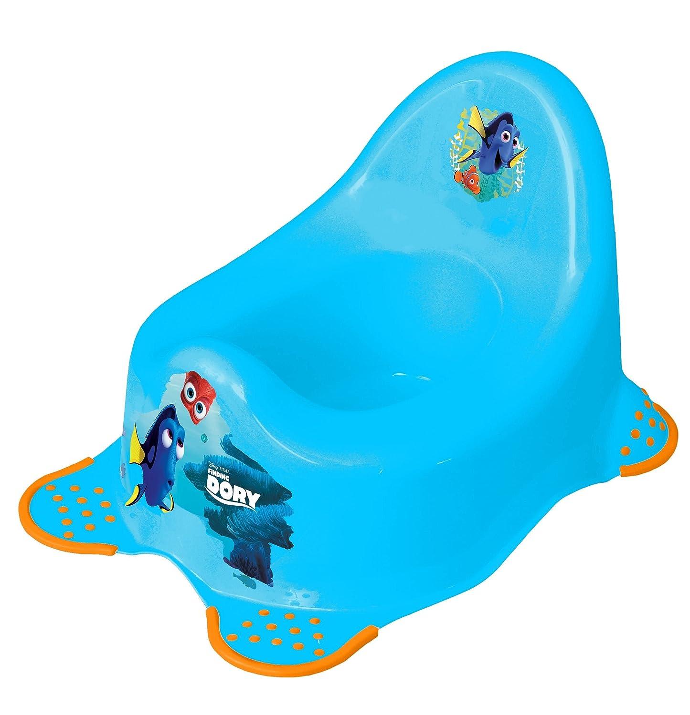 blau keeeper 1861862512500 leon finding dory anatomischer babybadesitz mit anti-rutsch-funktion