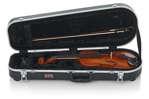 Gator GC-VIOLIN 4/4 estuche para violín: Amazon.es: Electrónica