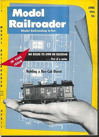 Model railroader box cab diesel ho jl tank car water column 4 1956 model railroader box cab diesel ho jl tank car water column 4 1956 freerunsca Choice Image