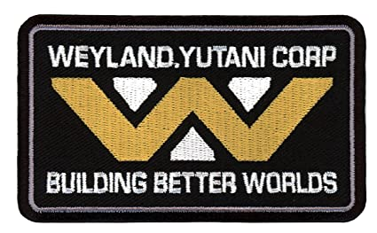 Titan One Europe Nostromo Ship Crew Alien Movie Gear Rucking Patch Costume Cosplay Patch Movie Costume Cosplay Patch