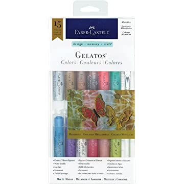 top selling Faber-Castell Gelatos