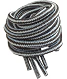 Big Laces Round Hiking Boot Laces - 120cm and 150cm